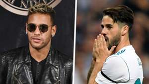 Neymar Isco GFX