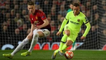 Manchester United Barcelona CL Quarters 04102019