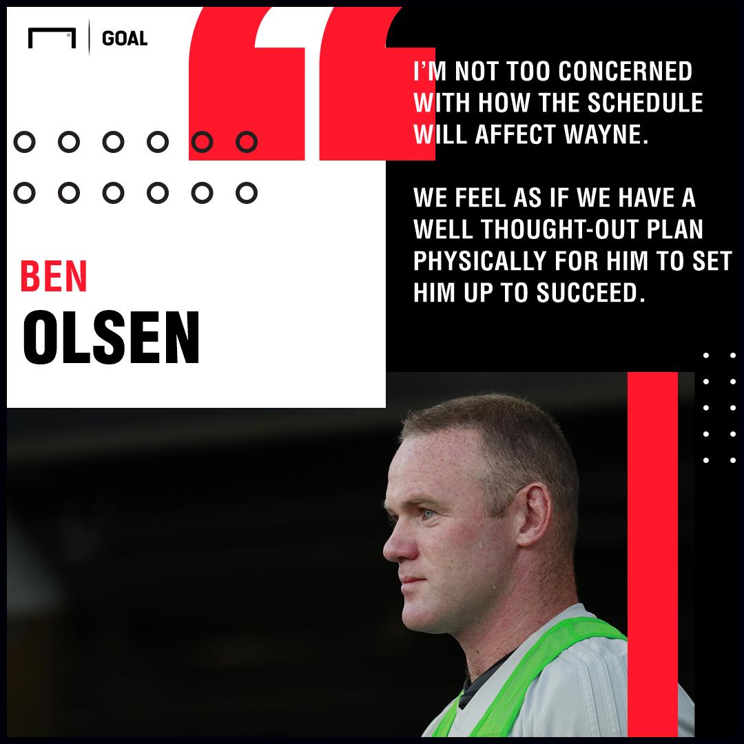 Olsen on Rooney