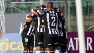 Atlético-MG Danubio Copa Libertadores 12022019