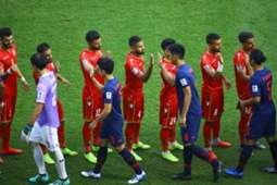 البحرين - تايلاند