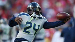 Marshawn Lynch Seattle Seahawks