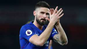 Maurizio Sarri has erred by not giving Olivier Giroud a greater role at Chelsea