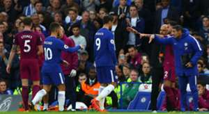 Alvaro Morata Chelsea Manchester City