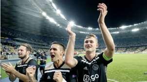 Matthijs de Ligt, Ajax, 08282018