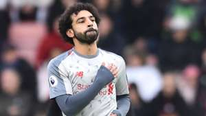 Mohamed Salah Liverpool Bournemouth