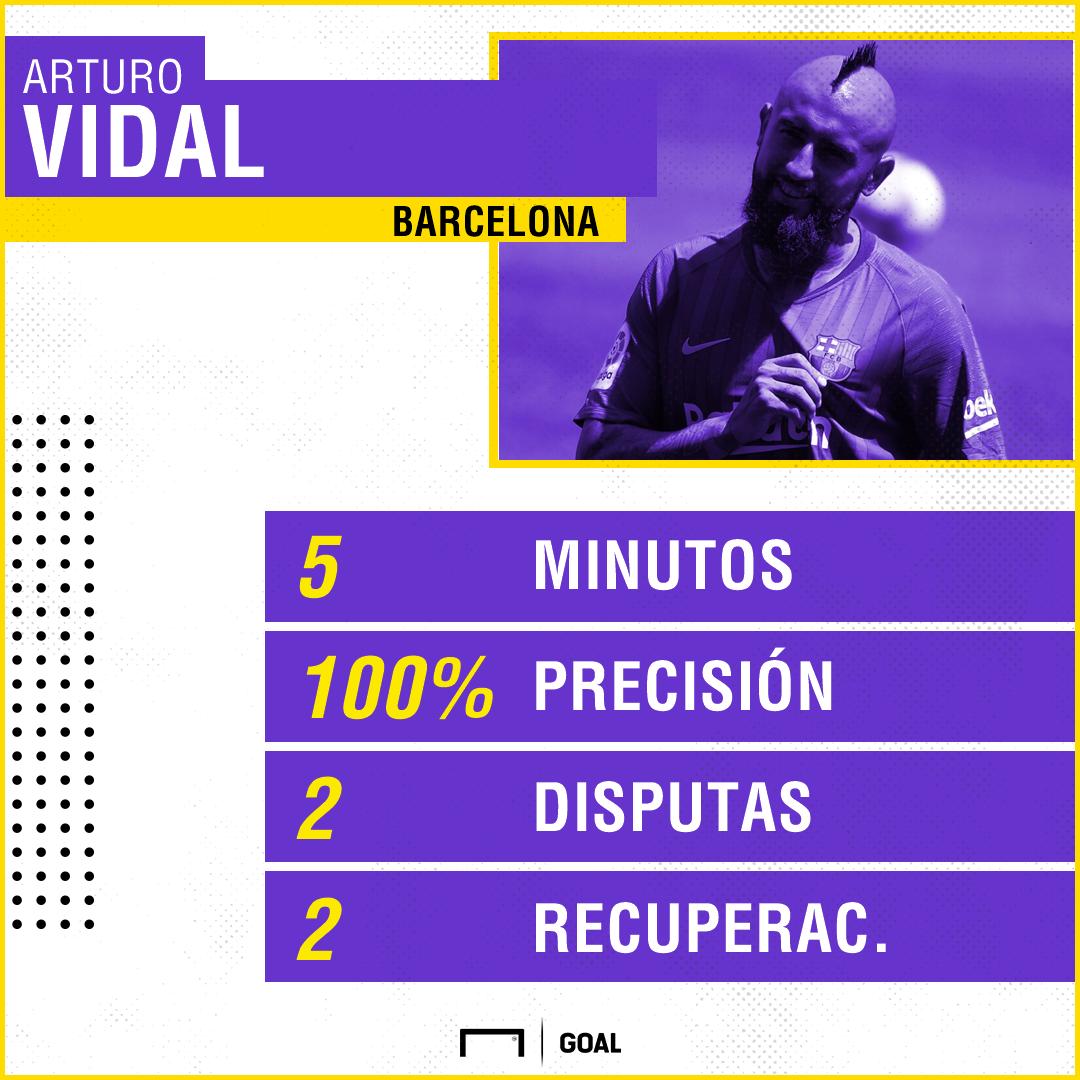GFX Arturo Vidal Barcelona Spanish