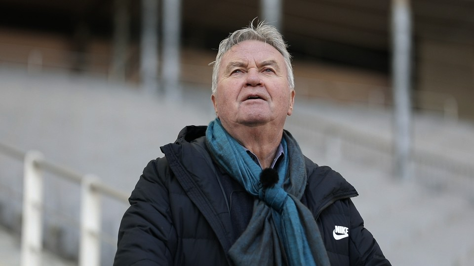 Guus Hiddink 히딩크