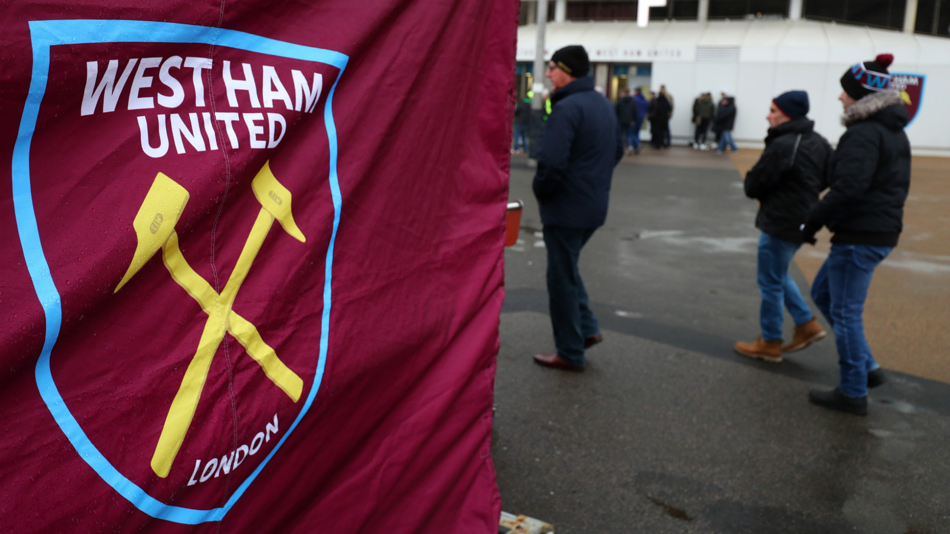 West Ham United suspend Tony Henry amid race row