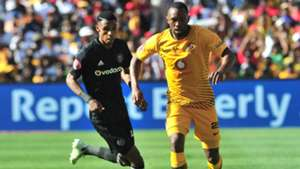 Vincent Pule, Orlando Pirates & Bernard Parker, Kaizer Chiefs, October 2018