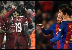 Salah, Mane und Firmino schießen in dieser Saison die CL kurz und klein, stehen am Samstag mit Liverpool im Finale gegen Real Madrid und träumen vom Titel. Goal zeigt die 30 torgefährlichsten Champions-League-Trios aller Zeiten. (Treffer innerhalb eine...