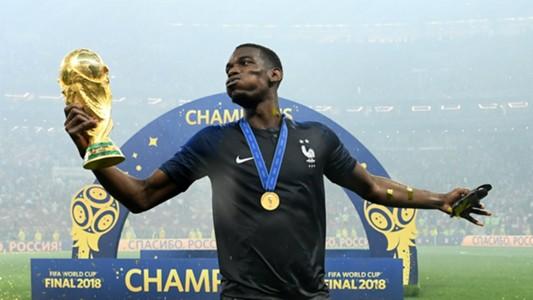 Paul Pogba France World Cup