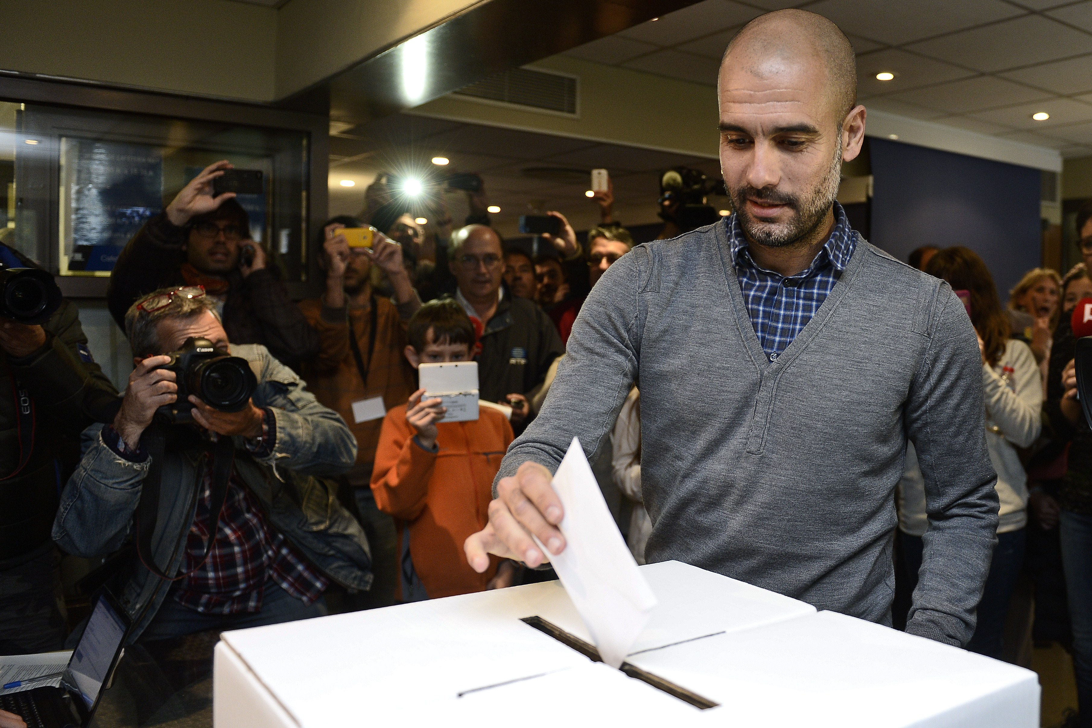 Pep Guardiola Catalunya independence