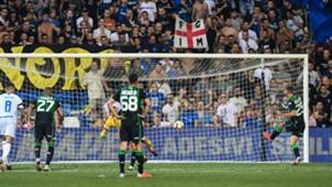 Berardi Sassuolo Inter Serie A