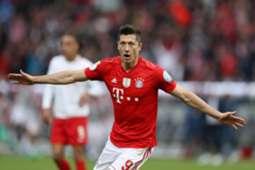 Robert Lewandowski FC Bayern München RB Leipzig DFB Pokal 25052019