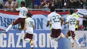 Vela México vs Corea del Sur