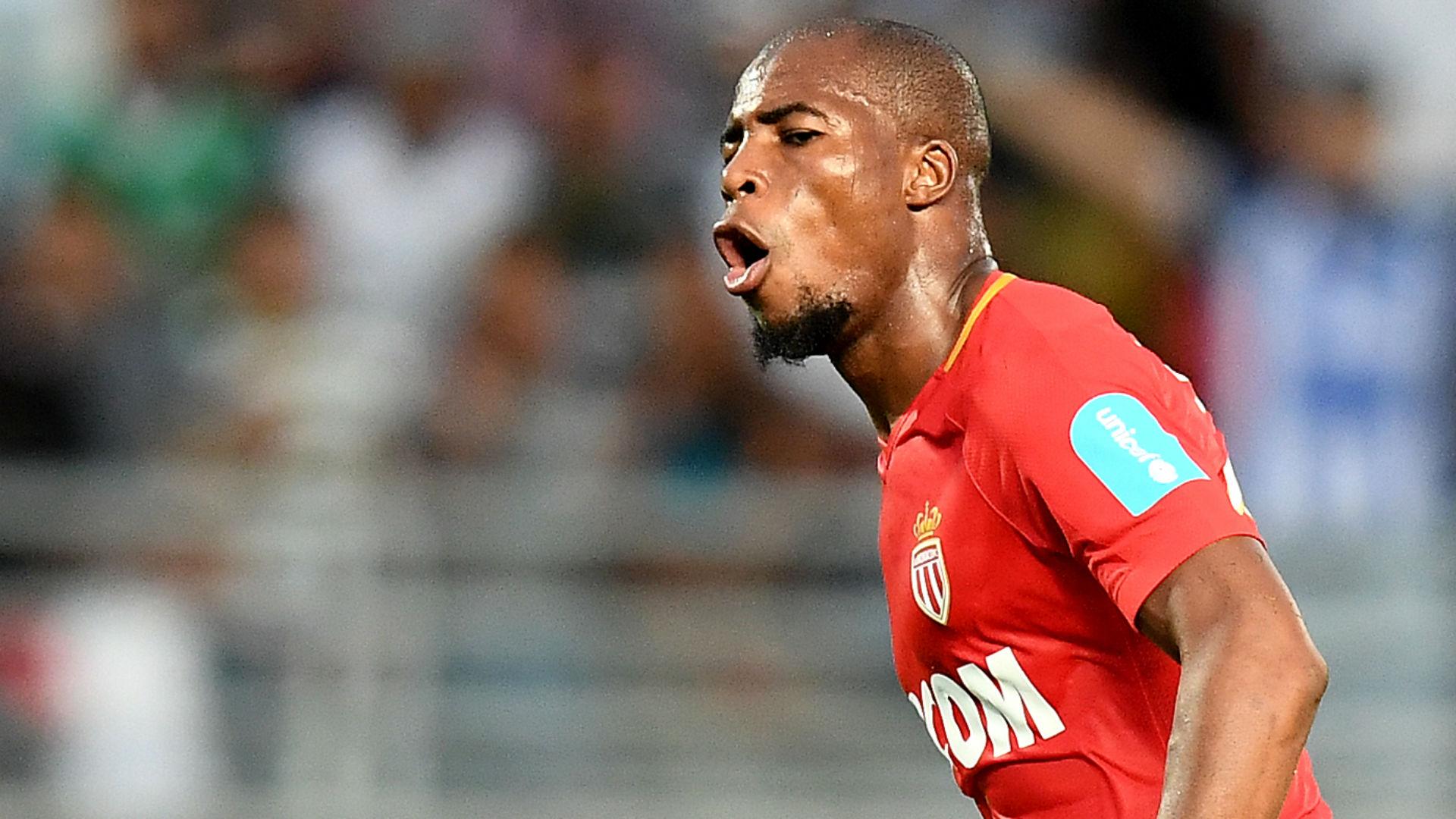Djibril Sidibe Monaco PSG Trophee des Champions 29072017