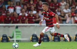 Fernando Uribe Flamengo x São Paulo