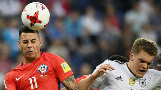 Eduardo Vargas Matthias Ginter Chile Germany Confederations Cup 020717