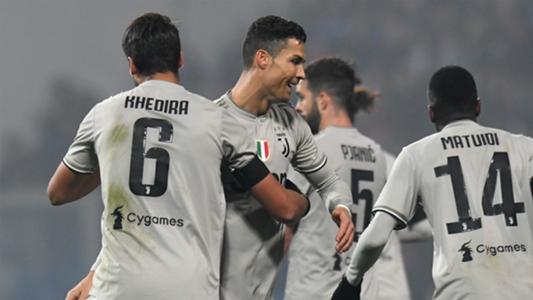 Sassuolo v Juventus résumé du match 2011bd14a9c0a
