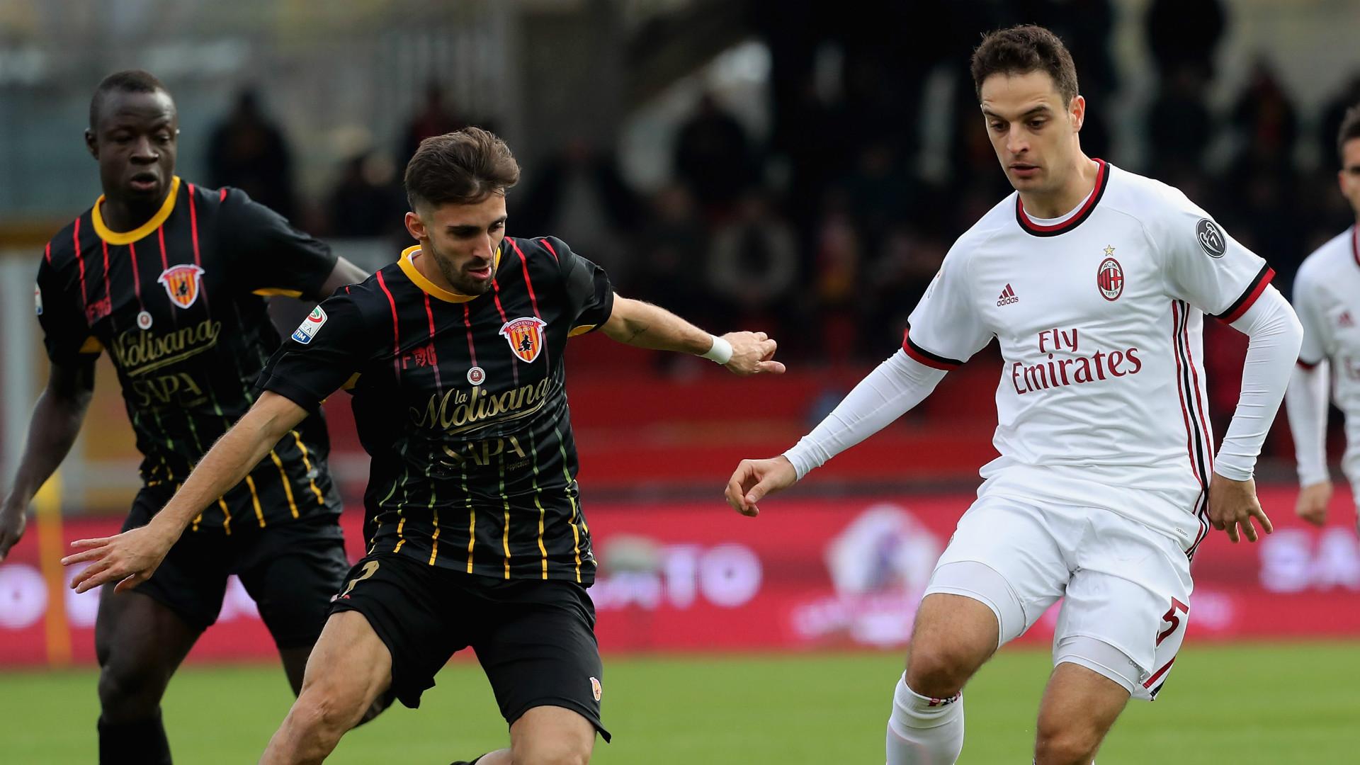 Benevento-Milan 2