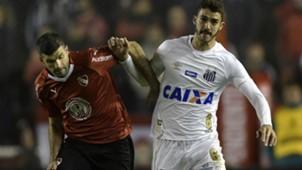 Gigliotti Henrique Independiente Santos Copa Libertadores 21082018Independiente Santos Copa Libertadores 21082018