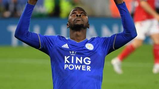 Kelechi Iheanacho Leicester City 2018-19