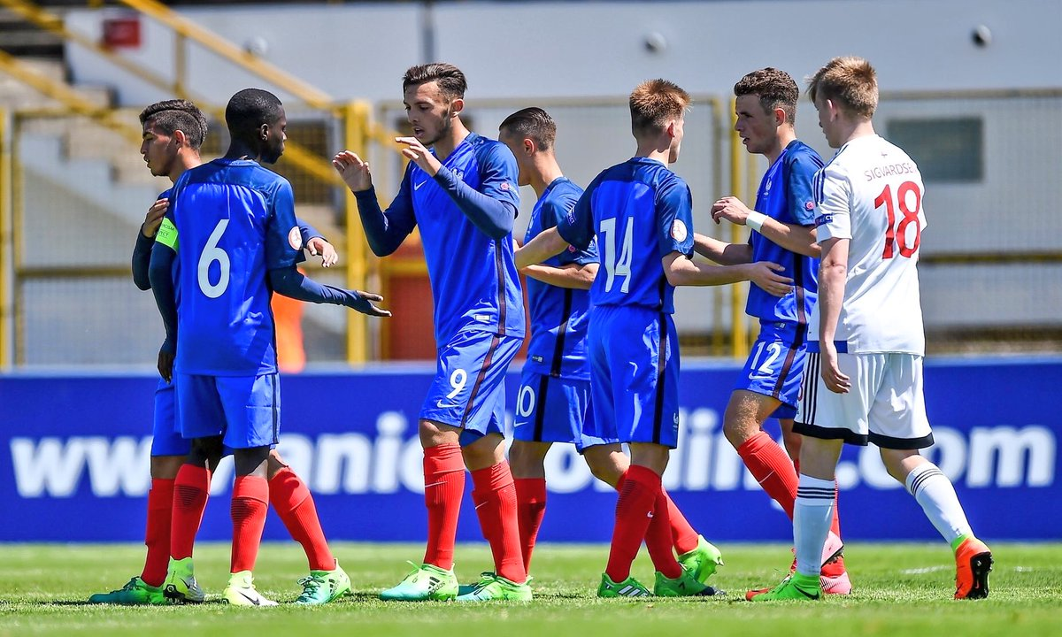 France hammer debutants New Caledonia 7-1