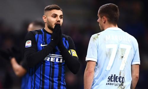 Mauro Icardi Inter Lazio