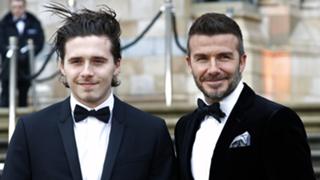 Brooklyn Beckham David Beckham 2019