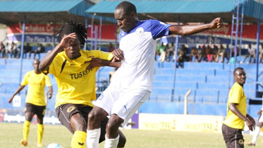 Jackson Macharia of Tusker.
