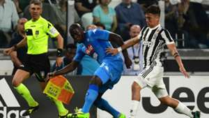 Kalidou Koulibaly Paulo Dybala Juventus Napoli Serie A