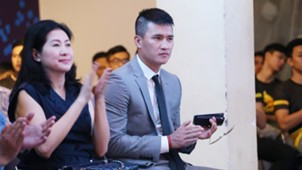 Quyền chủ tịch CLB TP.HCM Lê Công Vinh