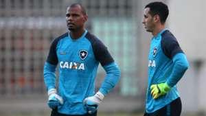 Botafogo Gatito Fernández Botafogo treino 20 06 2017