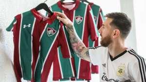 Messi Fluminense 26 06 2019
