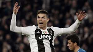 Cristiano Ronaldo, Juventus vs Atletico Madrid 2018-19