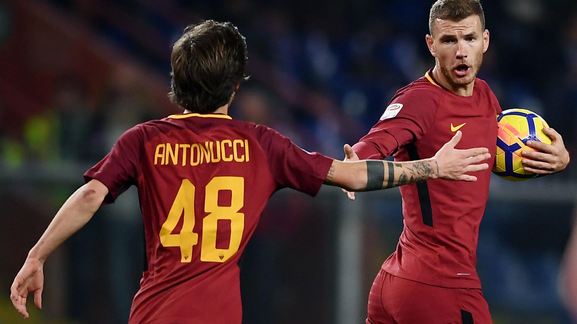 Sampdoria - Roma: esordio in Serie A e assist per Mirko Antonucci Featured