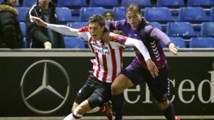 Sam Lammers, Robin van der Meer, Jong PSV - Jong Utrecht, 20112017