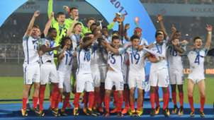 England Under-17s World Cup final