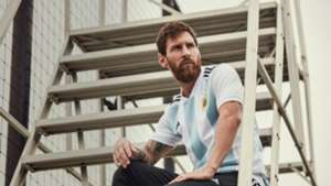 World Cup 2018 kit Argentina home