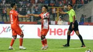Jackichand Singh FC Goa FC Pune City ISL 5