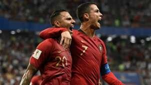 Quaresma Cristiano Ronaldo Portugal Irã Copa do Mundo 25 06 2018