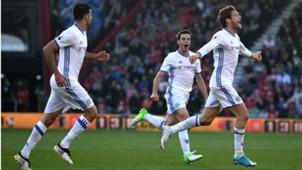Marcos Alonso Bournemouth Chelsea Premier League