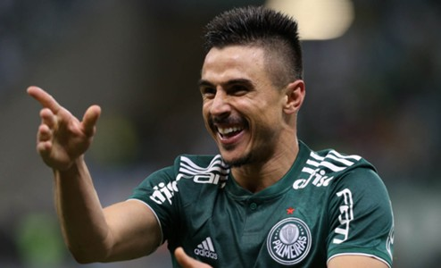 Willian Bigode Palmeiras Atletico-PR Brasileirao Serie A 05092018