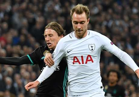'Eriksen is better than Modric - he'd be a star at Madrid!'