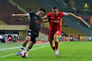 Ashar Al Aafiz Abdullah, Pahang, Sandro da Silva, Selangor, Malaysia Super League, 25062019