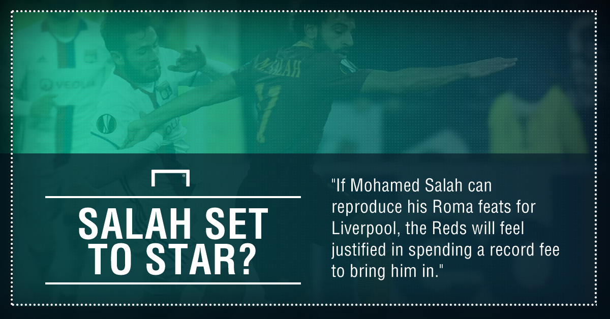 GFX Salah Liverpool goals betting