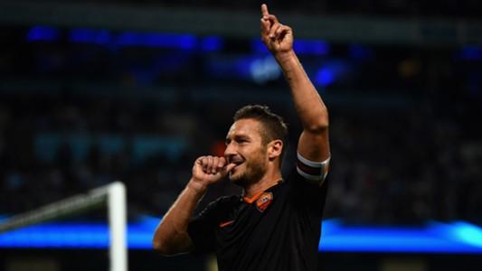 Parma, Inter & Korban Francesco Totti Di Serie A Italia