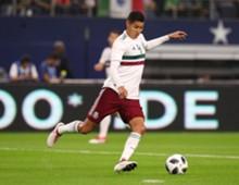 Hugo Ayala Selección Mexicana