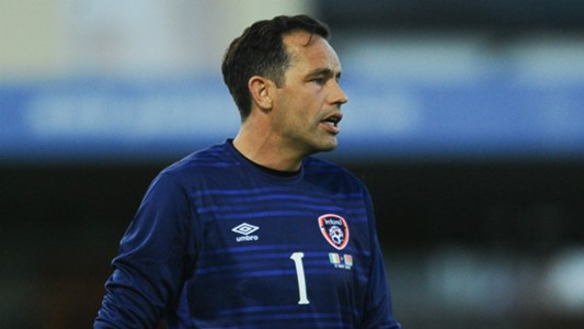 David Forde Republic of Ireland 31052016
